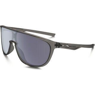 Oakley Trillbe, matte grey ink/Lens: grey - Sonnenbrille