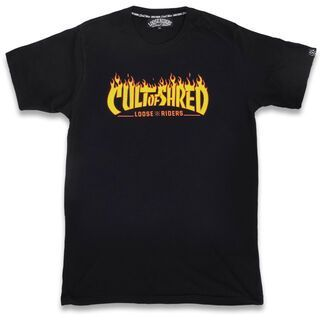 Loose Riders T-Shirt Cult Of Shred