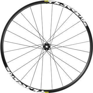 Mavic Crossride FTS-X 27.5, black - Vorderrad