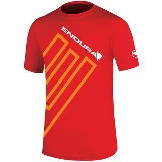 Endura E T-Shirt, rot