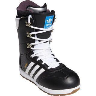 Adidas Samba ADV Boots, black/white/gold - Snowboardschuhe