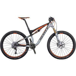 Scott Spark 700 Premium 2016, grey/black/orange - Mountainbike
