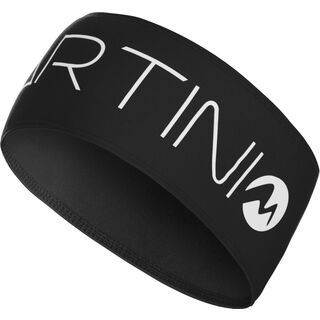 Martini Fireadband, black - Stirnband