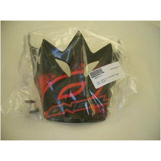 ONeal Spare Visor Fury Helmet Repeat, black - Helmvisier