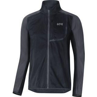 Gore Wear C3 Gore Windstopper Jacke, black/terra grey - Radjacke
