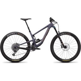 Santa Cruz Megatower C S Air 2021, storm grey - Mountainbike