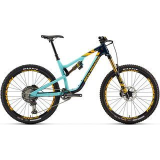 Rocky Mountain Altitude Carbon 90 2019, indigo/blue/yellow - Mountainbike