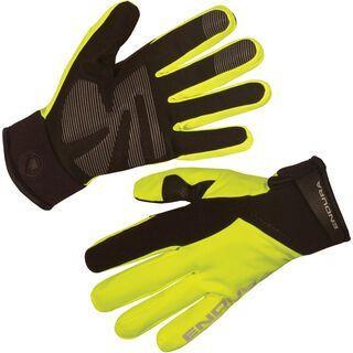 Endura Strike II Glove, neon-gelb - Fahrradhandschuhe