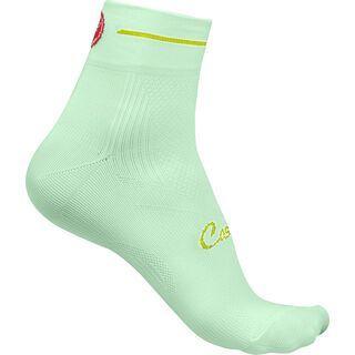 Castelli Maestro W Sock, pastel mint - Radsocken