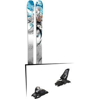 Set: Icelantic Nomad 2017 + Marker Squire 11 ID (1685482)