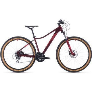 Cube Access WS EXC 27.5 2020, poppyred´n´coral - Mountainbike