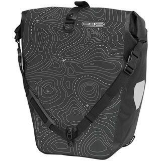 Ortlieb Back-Roller Design Map, asphalt-schwarz - Fahrradtasche