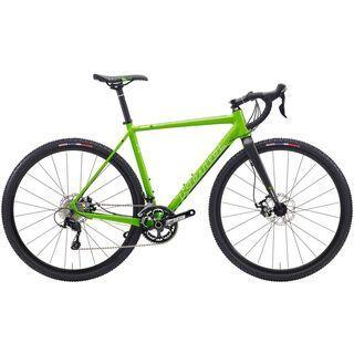 Kona Jake The Snake 2015, matt green/black - Crossrad