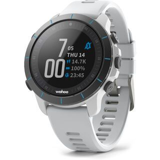 Wahoo Fitness Elemnt Rival Multisport GPS Watch kona white