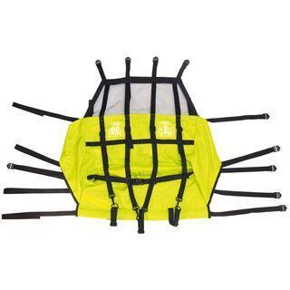 XLC Ersatzsitzbezug für XLC Kinderanhänger Duo², limone