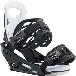 Burton Smalls 2020, black - Snowboardbindung