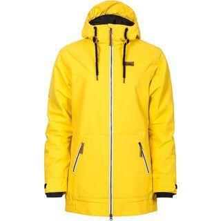 Horsefeathers Ofelia Jacket, lemon - Snowboardjacke