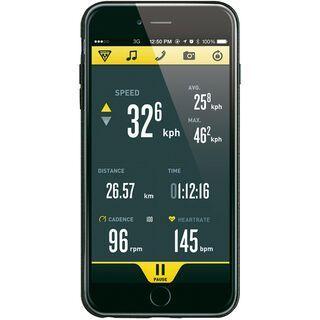 Topeak RideCase iPhone 6/6s mit Halter, black - Schutzhülle