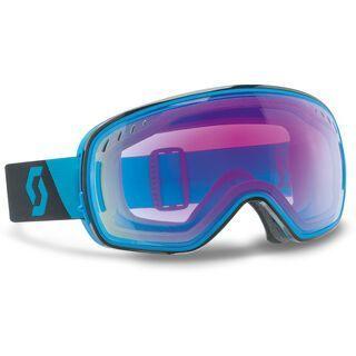 Scott LCG, Black-Blue/Illuminator-50 & Solar 3 - Skibrille