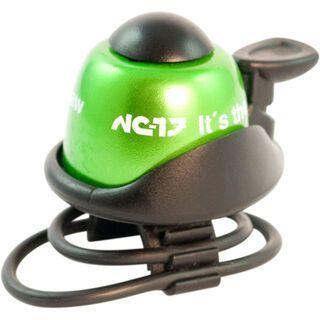 NC-17 Safety Bell, green - Fahrradklingel