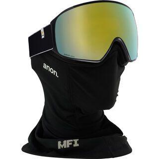 Anon M4 Toric MFI inkl. WS, JT/Lens: sonar bronze - Skibrille