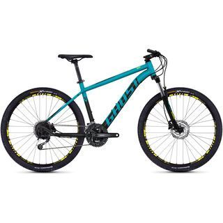 Ghost Kato 4.7 AL 2018, blue/black/neon yellow - Mountainbike