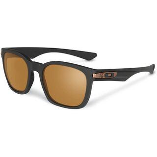 Oakley Garage Rock, Matte Black/Dark Bronze - Sonnenbrille