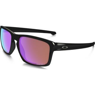 Oakley Sliver Prizm Golf, polished black - Sonnenbrille