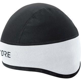 Gore Wear C3 Gore Windstopper Helmet Kappe, white/black - Radmütze
