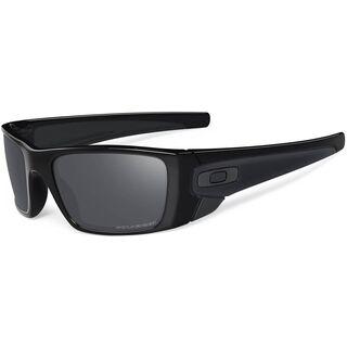 Oakley Fuel Cell, Polished Black Ink/Black Iridium Polarized - Sonnenbrille