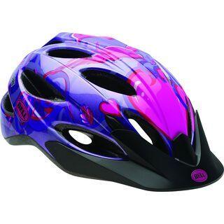Bell Buzz, purple lovebirds - Fahrradhelm