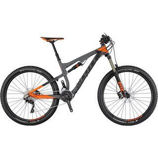 Scott Genius 740 2017 - Mountainbike