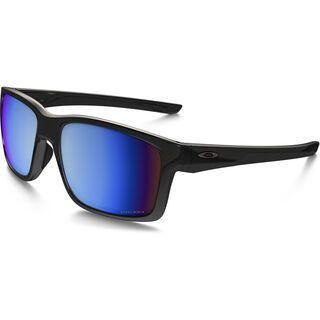 Oakley Mainlink Prizm Deep Water Polarized, polished black - Sonnenbrille