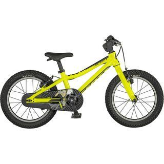 Scott Scale 16 radium yellow/black 2021