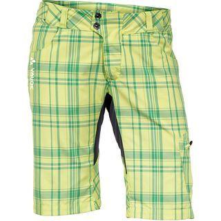 Vaude Women's Craggy Pants, soft yellow - Radhose