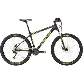 Cannondale Trail 1 27.5 2016, black/green - Mountainbike