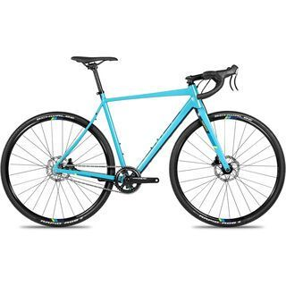 Norco Threshold A Single Speed 2018, blue - Crossrad