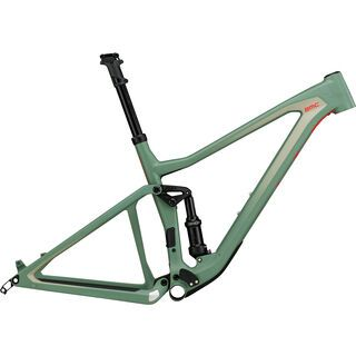 BMC Speedfox 01 Frameset 29 2018, fisher green