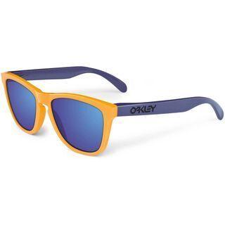 Oakley Frogskins Aquatique, Drop Off/Blue Iridium - Sonnenbrille