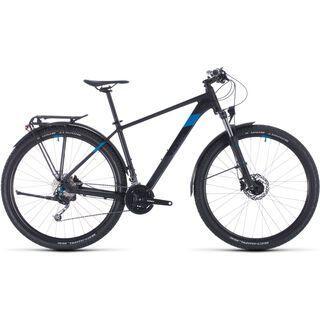 Cube Aim SL Allroad 29 2020, black´n´blue - Mountainbike