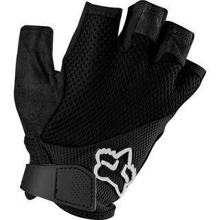 Fox Womens Reflex Short Gel Glove, black - Fahrradhandschuhe