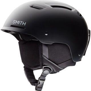 Smith Pivot, matte black - Snowboardhelm