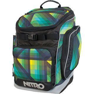 Nitro Bandit, geo green - Rucksack