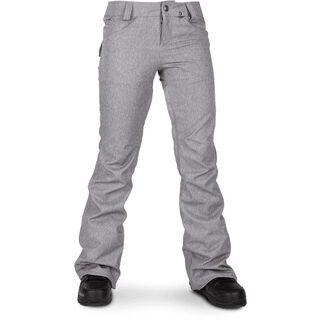 Volcom Species Stretch Pant, heather grey - Snowboardhose