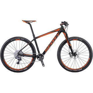 Scott Scale 700 SL 2016, black/orange - Mountainbike