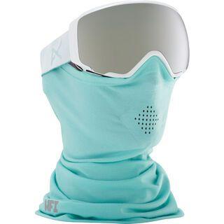 Anon WM1 Goggle MFI, white/Lens: silver solex - Skibrille