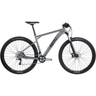 BMC Teamelite 03 SLX/XT 2017, charcoal - Mountainbike