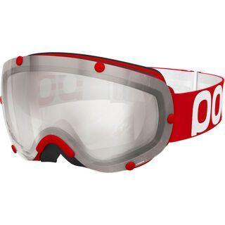 POC Lobes, Bohrium Red - Skibrille