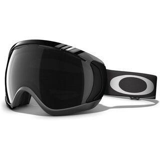 Oakley Canopy, Slalom Gunmetal/Dark Grey - Skibrille