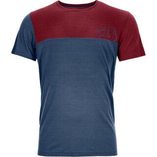 Ortovox 150 Cool Logo T-Shirt M, night blue - Funktionsshirt